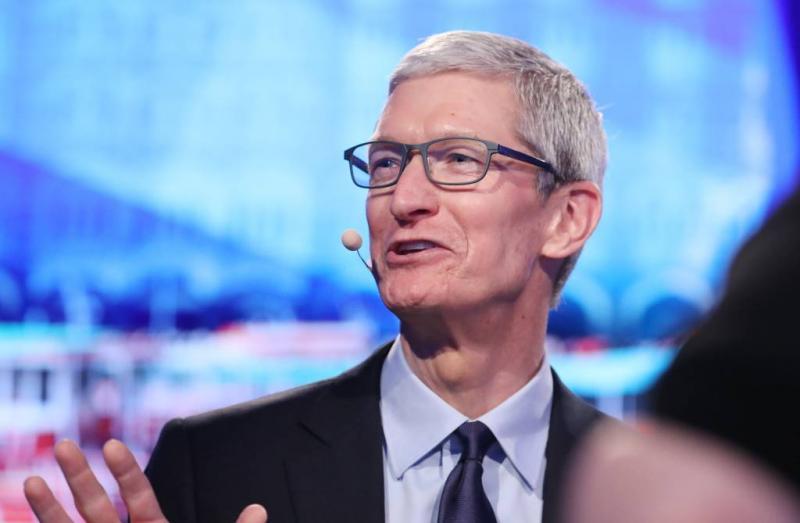 Apple bereikt beursmijlpaal van 900 miljard