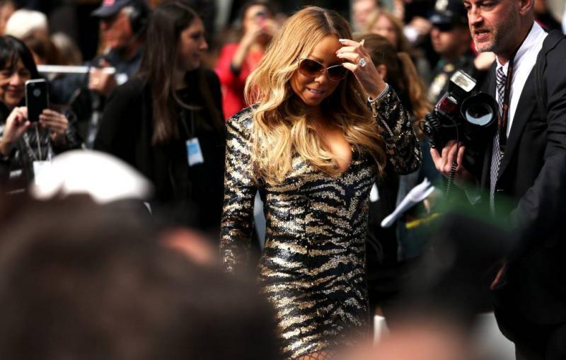 'Mariah Carey vernedert haar bewakers'