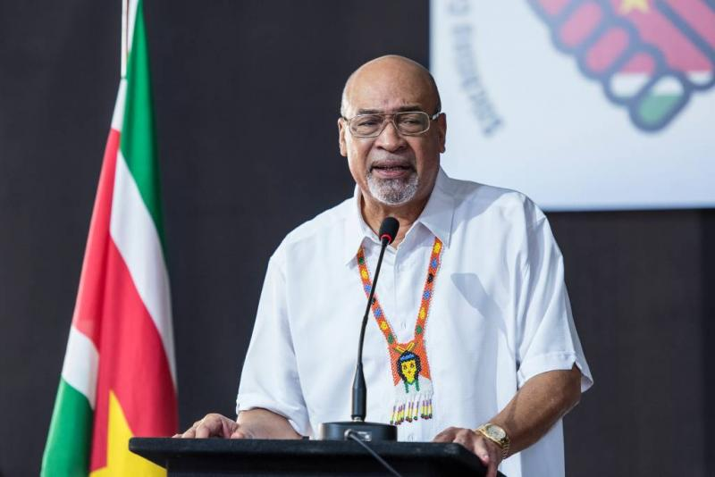 Suriname wars van inmenging van Nederland