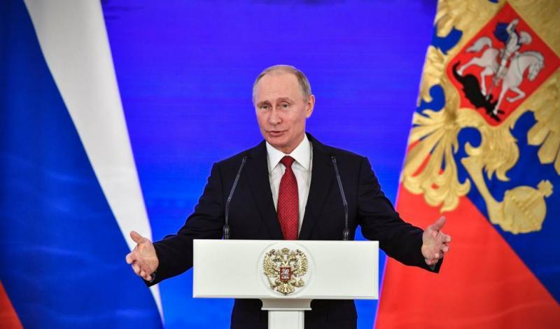 Poetin: VS dreigt verkiezingen te saboteren