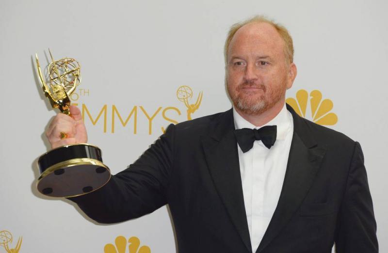 HBO zet Louis C.K. aan de kant