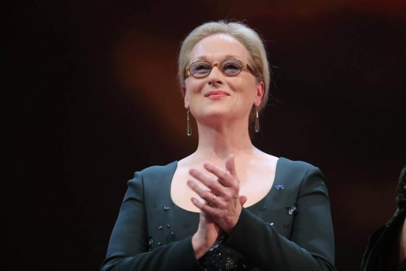 Meryl Streep: 'Weinstein-zaak is vreselijk'