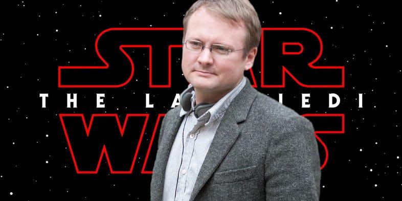Rian Johnson Last Jedi