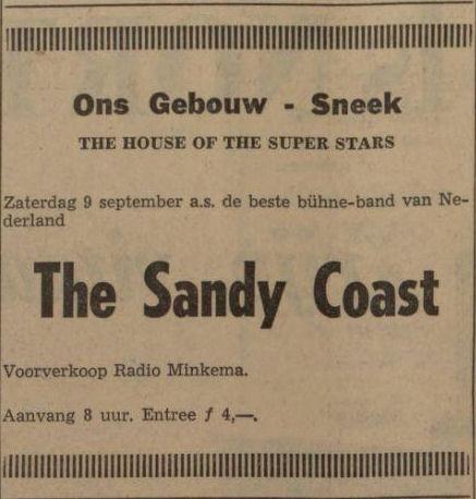 Uit de Leeuwarder Courant van 8 september 1967