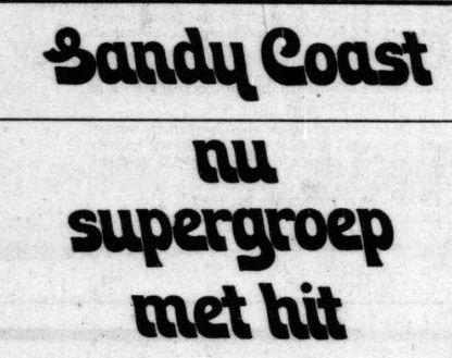 Uit de Telegraaf van 18 september 1971
