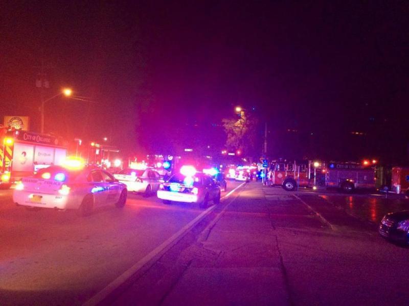 7 mensen doodgeschoten in nachtclub VS