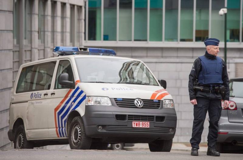 Rellen in Brussel na WK-plaatsing Marokko