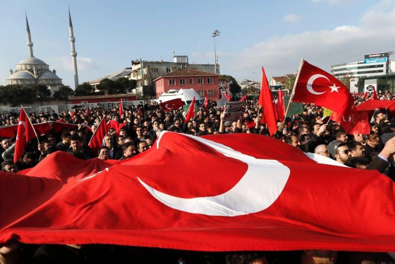Turkije noemt ontvoeringsplan ,,belachelijk''