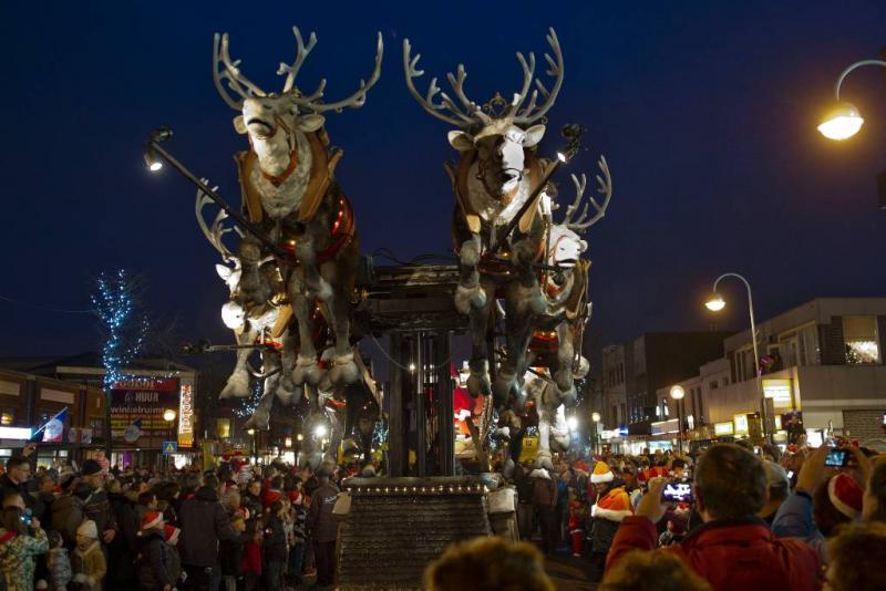 Kerstparade SBS6 keert terug