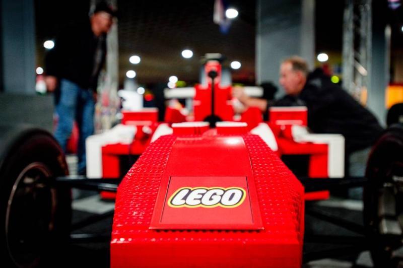Legodief krijgt twee jaar cel in België