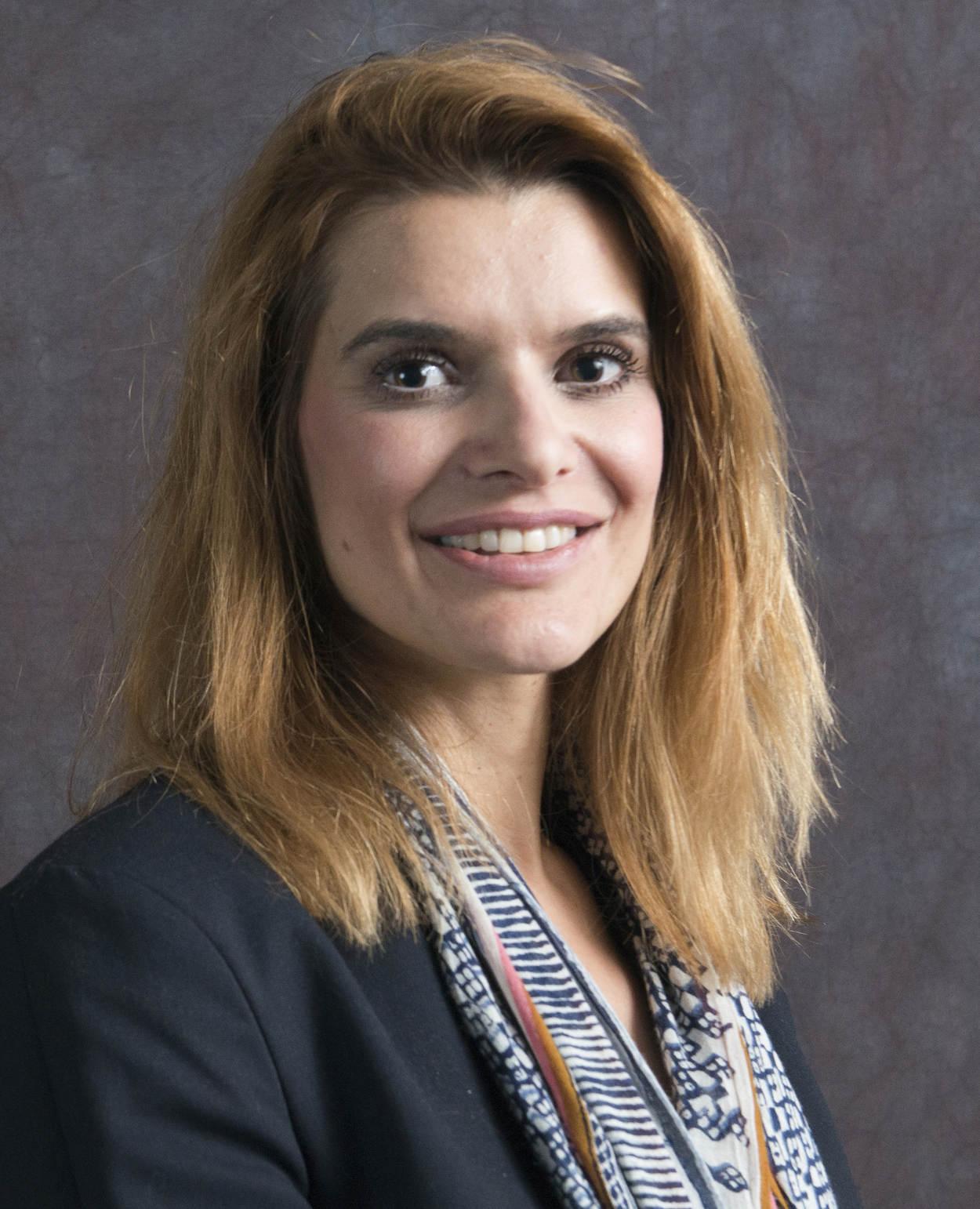 Staatssecretaris Barbara Visser