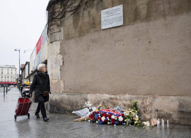 Frankrijk herdenkt terreuraanslagen