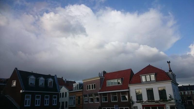 Buitje in Haarlem (Foto: Stephan5)