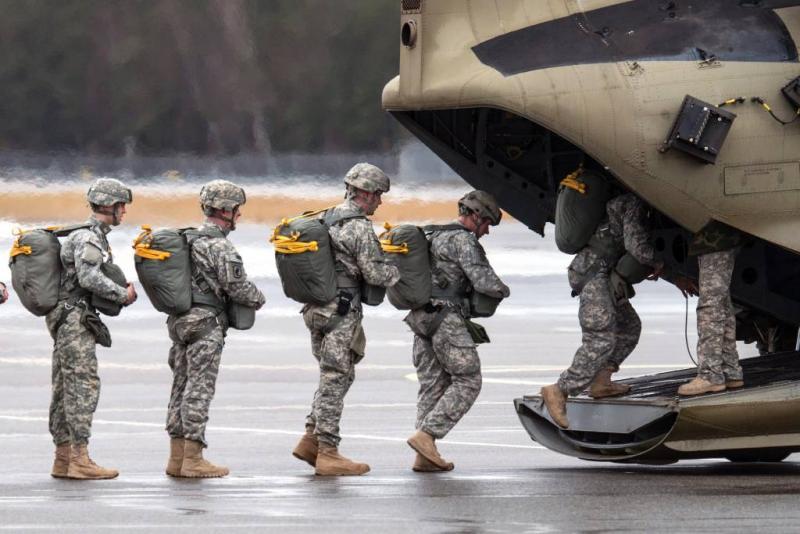 Syrië: Amerikaanse troepen moeten vertrekken