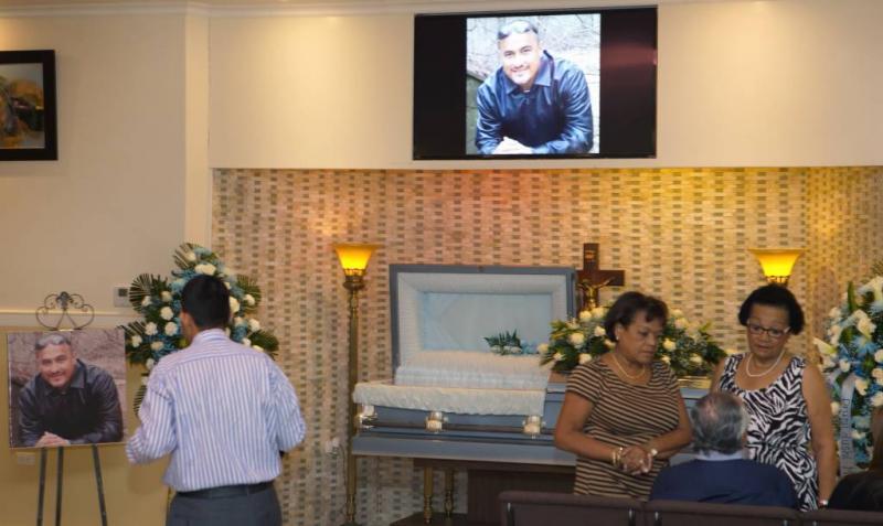 'Mitch Henriquez overleden door acute stress'