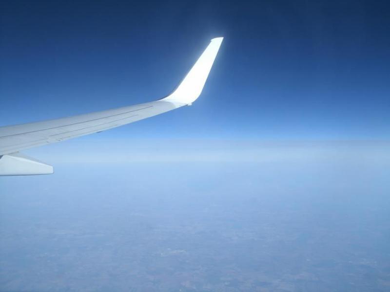 Archieffoto uit het vliegtuig (Foto: Stephan5)