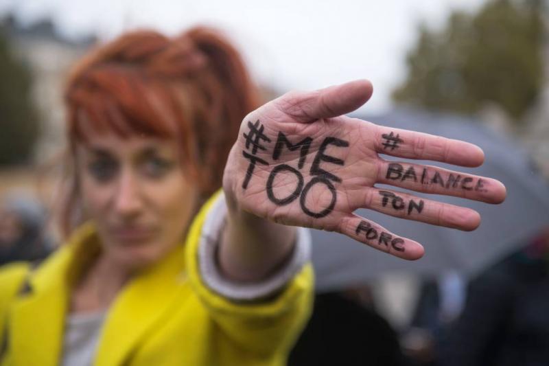 Meldingen seksueel geweld verdubbeld na #metoo