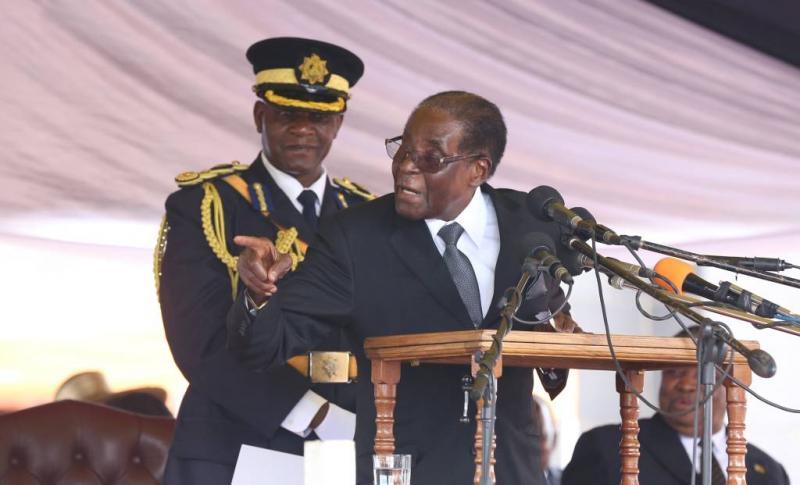 Soldaten nemen staatszender Zimbabwe over