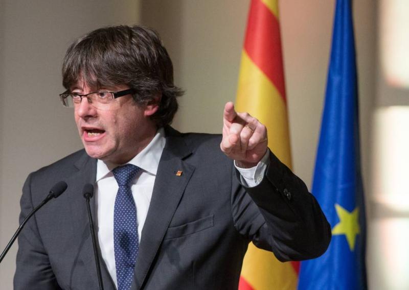 'Besluit uitlevering Puigdemont later'