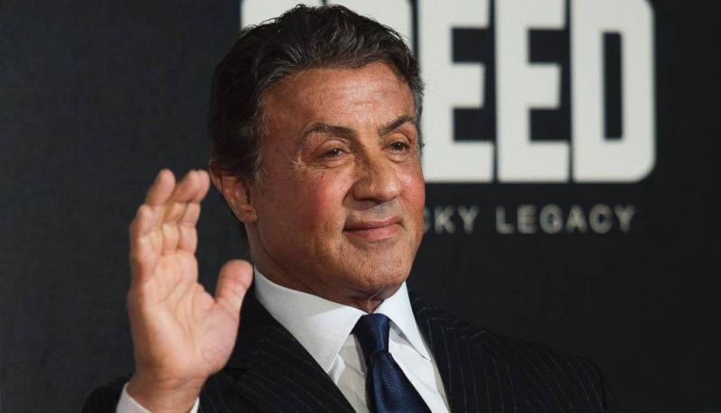 'Sylvester Stallone had seks met 16-jarige'