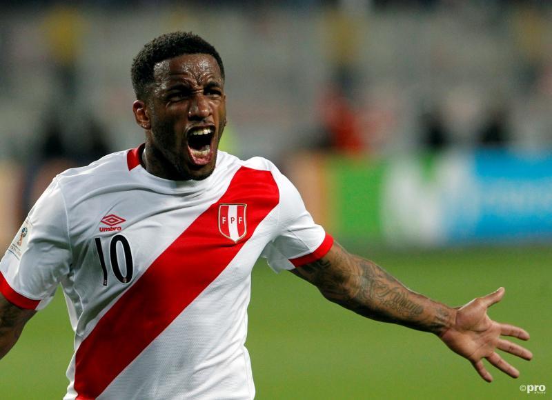 Farfan helpt Peruviaanse voetballers na 36 jaar naar WK (Pro Shots / Action Images)