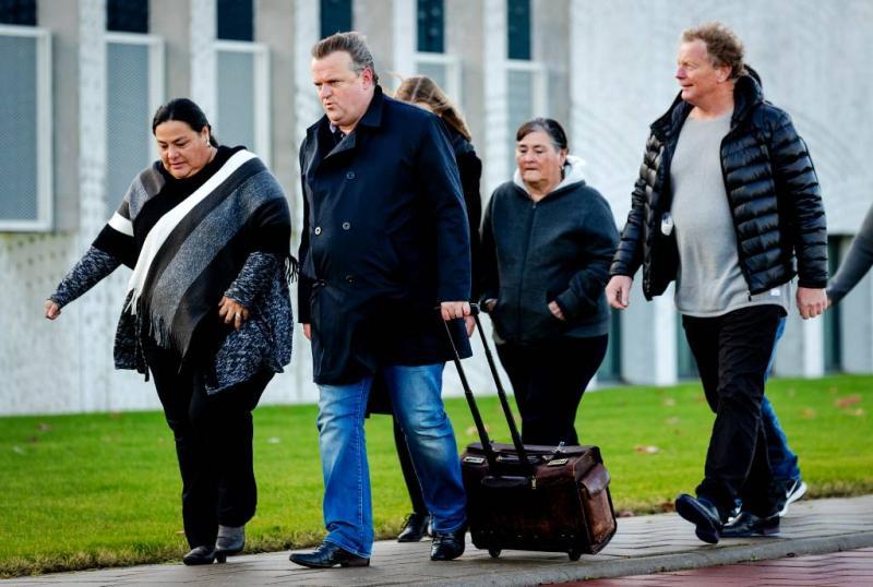 Nabestaanden Henriquez blijven weg bij proces