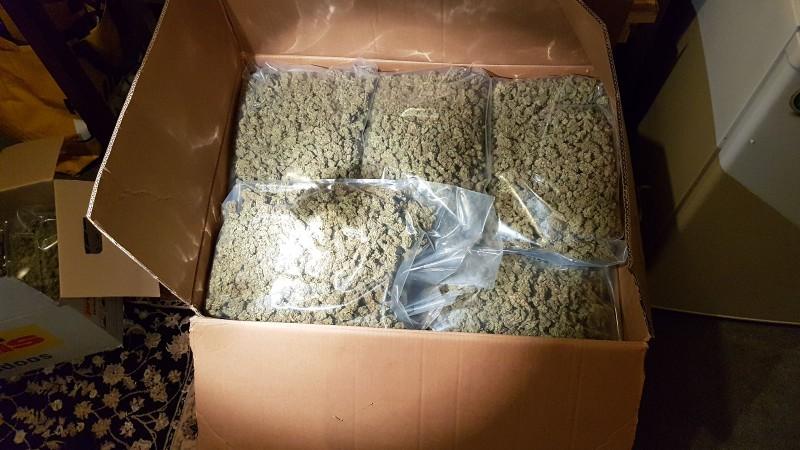 Internationaal drugsonderzoek: 8 aanhoudingen (Foto: politie.nl)