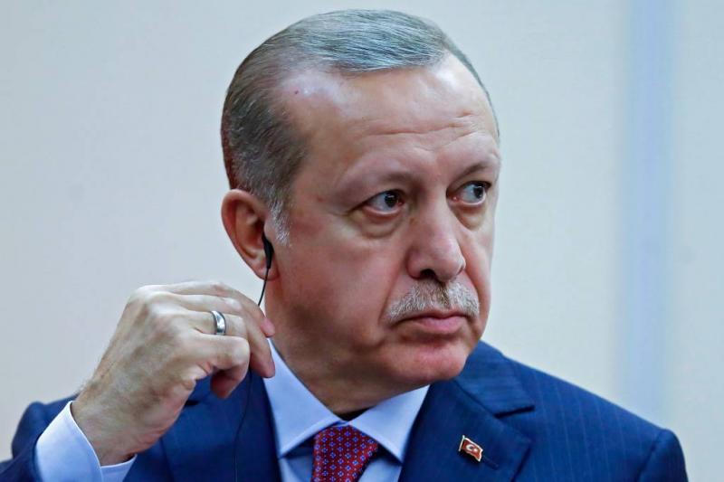 Boze Turken stoppen NAVO-oefening na blunder