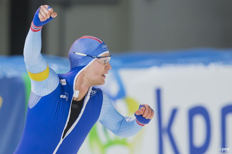 Lorentzen wint ook 1.000m, Nederlanders 2,3 en 4 (Pro Shots / Erik Pasman)