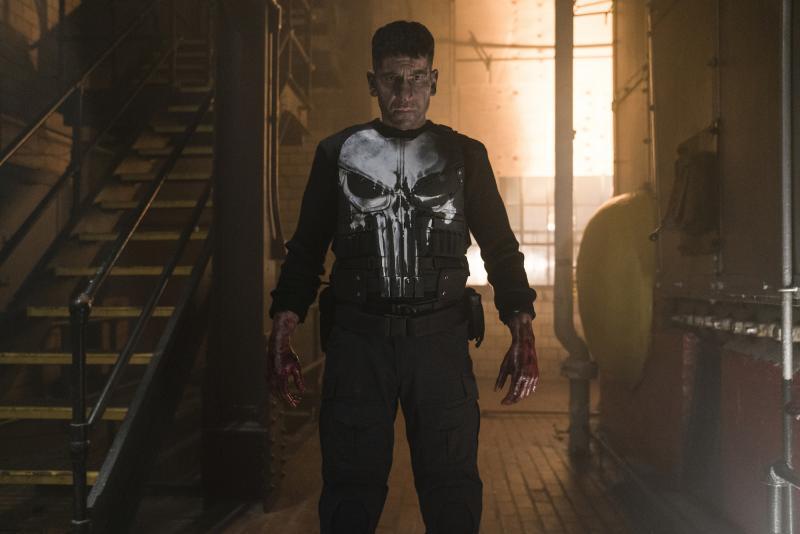 The Punisher: Jon Bernthal