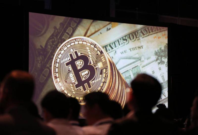 Bitcoin stijgt tot boven 8000 dollar