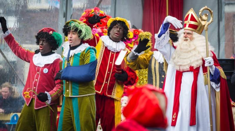 Sinterklaas komt weer in het land