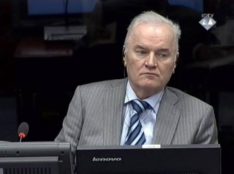 Tribunaal vonnist veroveraar van Srebrenica