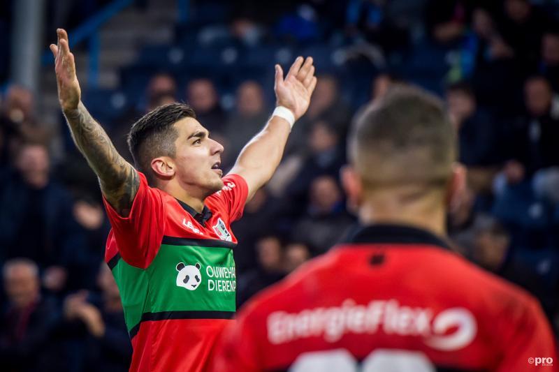 N.E.C. wint in Jupiler League (Pro Shots / Lars Smook)