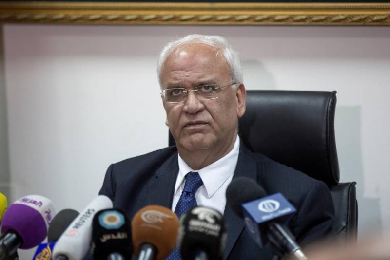 PLO-kantoor Washington mogelijk dicht