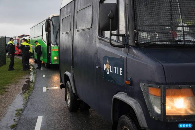 Politie verwachtte meer blokkades naar Dokkum