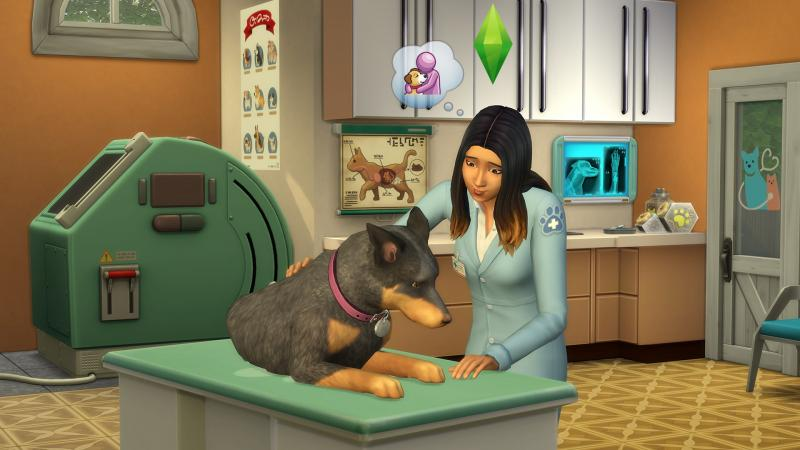 De Sims 4 - Honden en Katten (Foto: Electronic Arts)