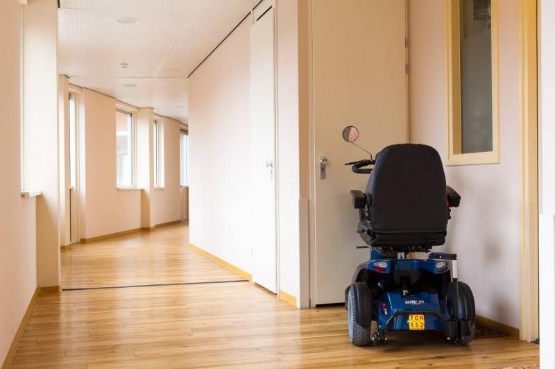 Verzorgende verpleeghuis verdacht van moord