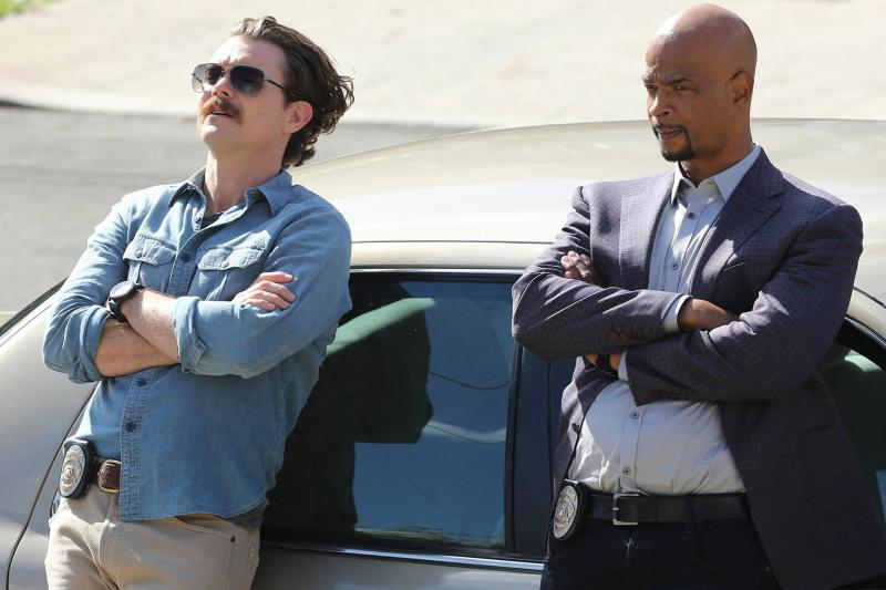 Lethal Weapon Murtaugh & Riggs cool