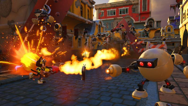 Sonic Forces - Custom Hero (Foto: SEGA)