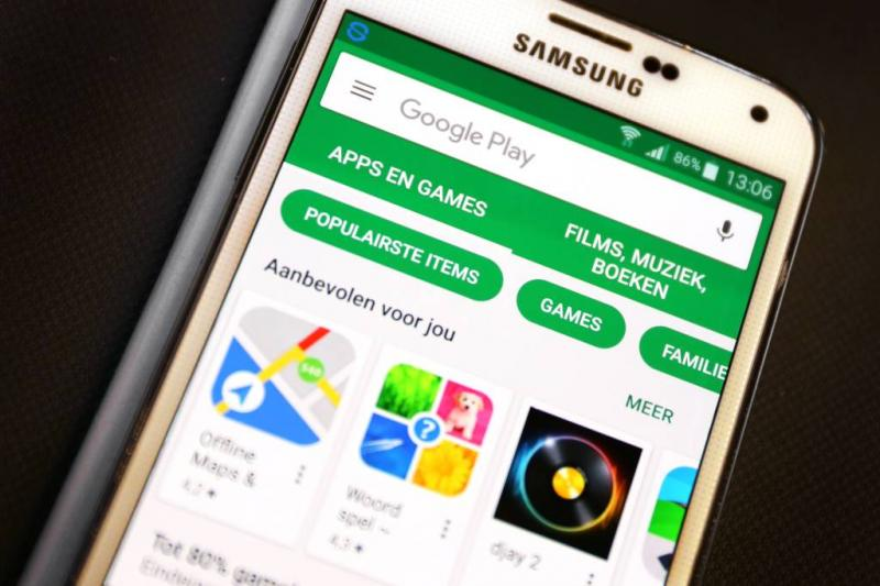 Meer malware van Bankbot in Google Play