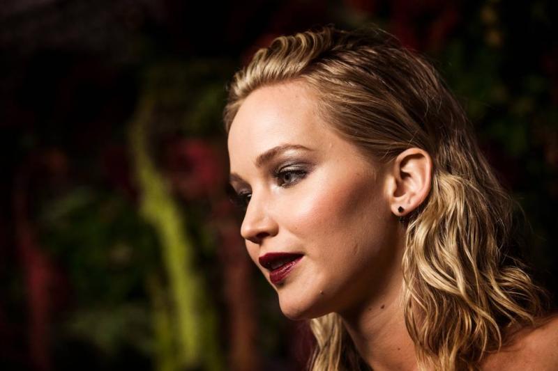 Jennifer Lawrence: het doet nog steeds pijn