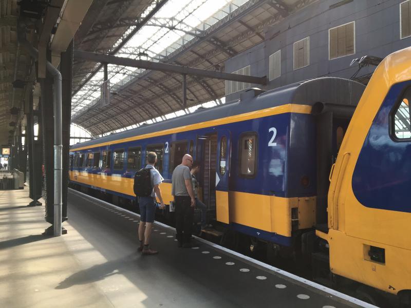 Prestaties HSL fors verbeterd (Foto: Nederlandse Spoorwegen)