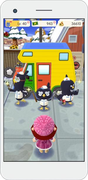 Animal Crossing: Pocket Camp - Garage (Foto: Nintendo)
