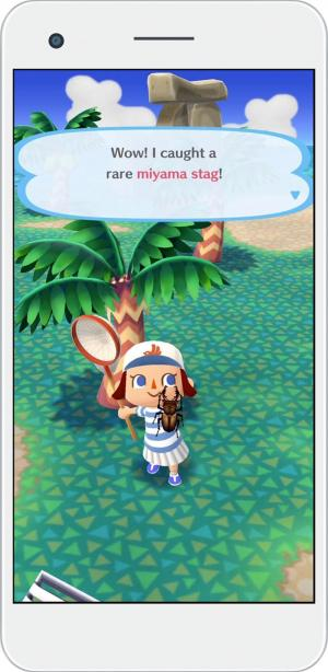 Animal Crossing: Pocket Camp - Insect (Foto: Nintendo)