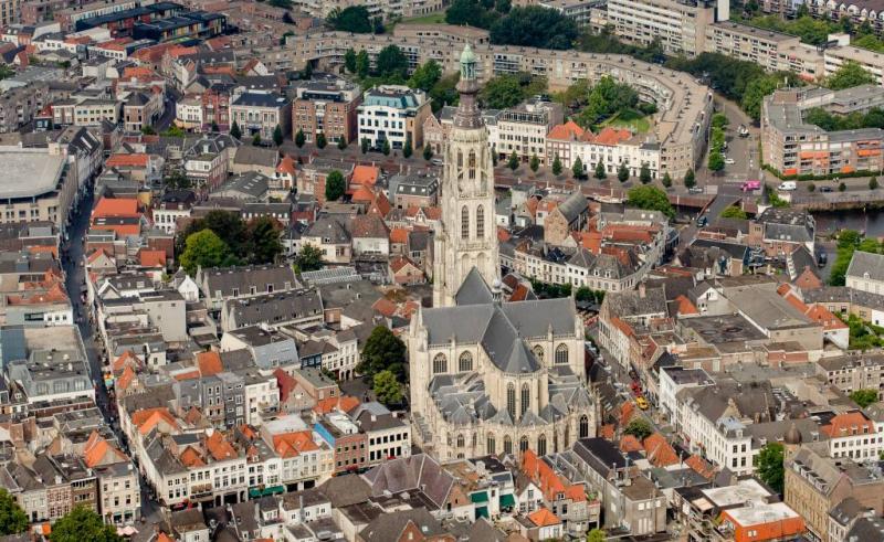 Almere en Breda hebben beste binnenstad
