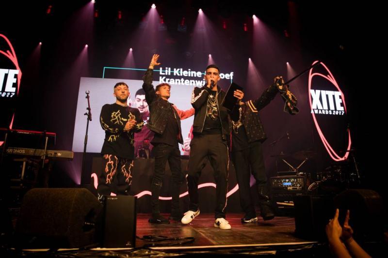 Lil'Kleine en Boef grote winnaars XITE Award
