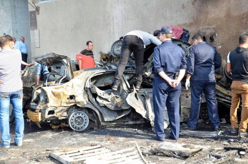 Doden door aanslag moskee Egypte