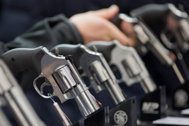 Recordaantal aanvragen in VS voor wapenkoop