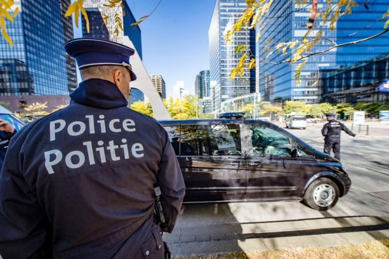 Opnieuw rellen in Brussel: 12 mensen opgepakt